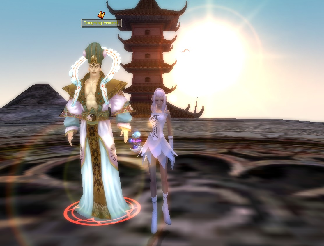 [Perfect World Online] : การเปลี่ยน Cultivation ขั้นที่ 6 (Coalescence)