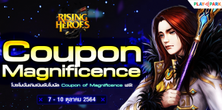 Coupon Magnificence Promotion